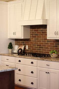 brick backsplashes for kitchens 1000 images about back splash on back 4881
