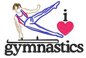 Boys I Love Gymnastics Wallpaper