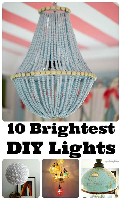 10 great diy chandelier ideas home decorating