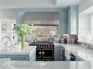 blue gray kitchen cabinets contemporary kitchen With kitchen colors with white cabinets with blue and gray wall art