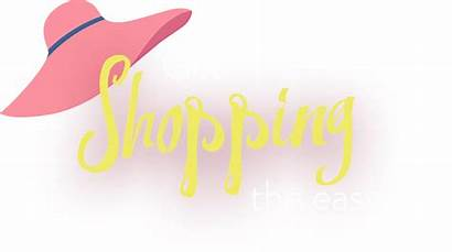 Shopping Easy Way Outing Hop Travel Reached