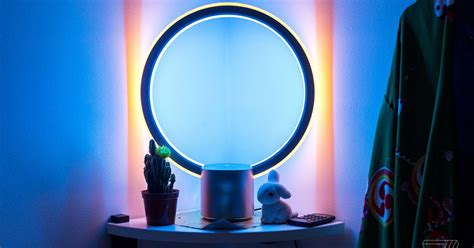 alexa lights up but doesn t respond the c by way of ge sol light looks futuristic but doesn 39 t