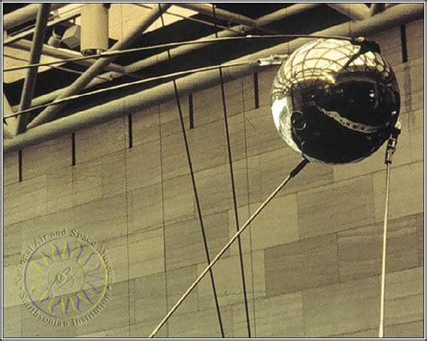 Sputnik - Soviet Satellite