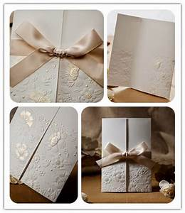 why decorating your wedding invitations with ribbon has With decorating wedding invitations with ribbon
