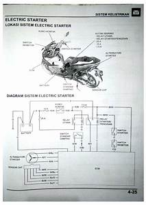 Diagram Kabel Body Tiger
