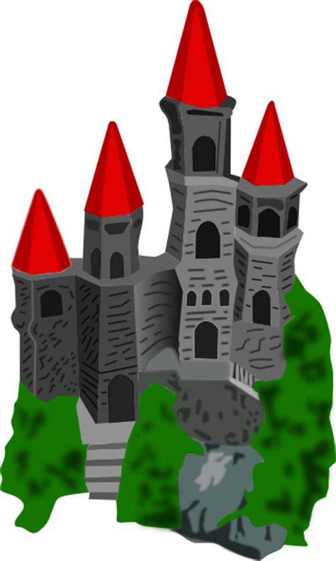 Castle Clipart Castle Color Clip At Clker Vector Clip