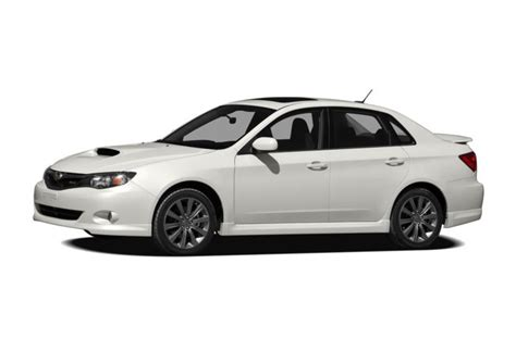 Subaru Wrx Mpg by 2009 Subaru Impreza Wrx Specs Safety Rating Mpg