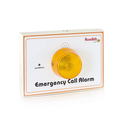 emergency call alarm strobe light sports supports