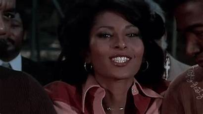 Pam Grier Foster Friday 1975 Brown Foxy