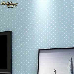 beibehang home decor Modern wall paper roll small Polka ...