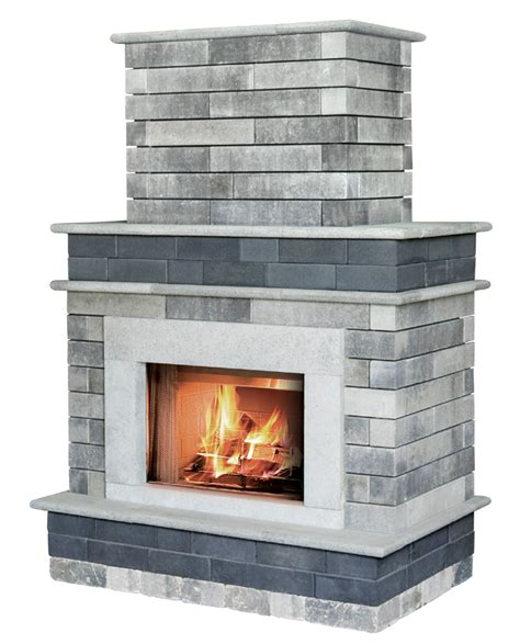 unilock fireplace cost unilock moda fireplace constructed from lineo series