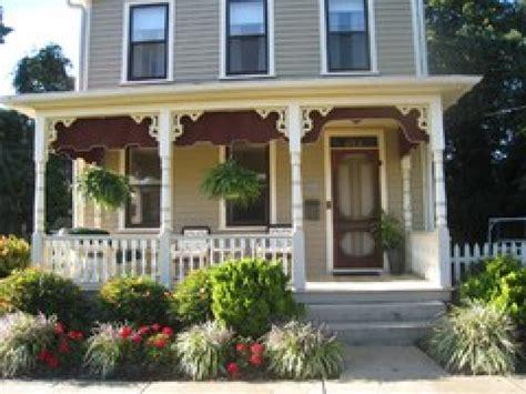 front porch building ideas victorian porches