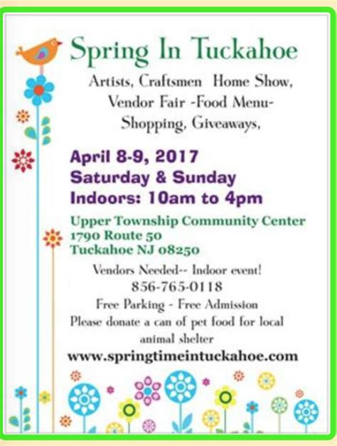 spring  tuckahoe crafts home show cnbnewsnet