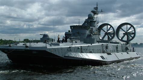 wallpaper hovercraft mordovia lcac zubr class russian