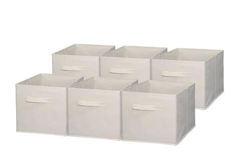 Organizer Bins For Clothes by Sodynee Foldable Cloth Storage Cube Basket Bins Organizer