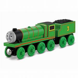 Thomas the Tank Engine Henry Wooden Railway Engine Vehicle ...