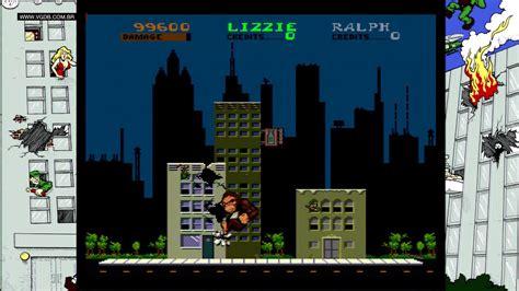 Rampage Midway Arcade Origins Sony Playstation 3