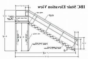 Exterior Stair Code Requirements | Home & Architecture Design