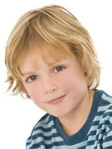 Little Boys Long Haircuts