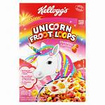 Unicorn Froot Loops Cereal Checkers Za 400g