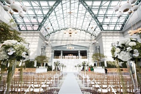 Harold Washington Library Wedding Ceremony
