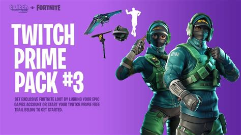 skins  fortnite twitch prime pack  youtube