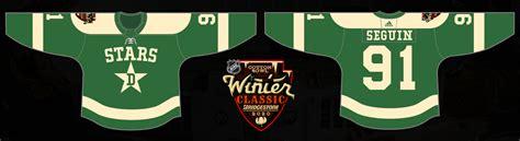 Concept logo for the 2020 Winter Classic and Dallas ...