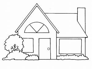house clipart black and white | Places to Visit ...