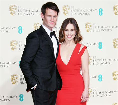 New Couple Alert? Emilia Clarke Spotted With Matt Smith in ...