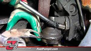 How To Install Mechanical Fuel Pump In 1969