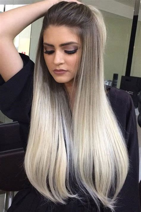 Most Popular Hair Color 60 most popular ideas for ombre hair color hair