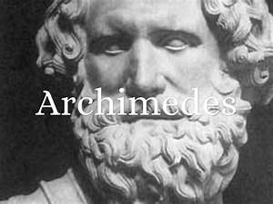 Archimedes By Kendallpopper