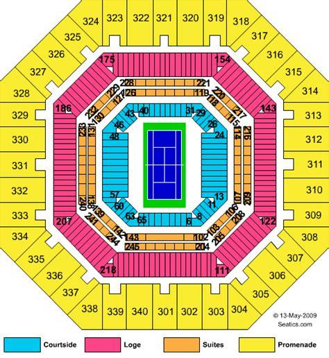 cheap arthur ashe stadium