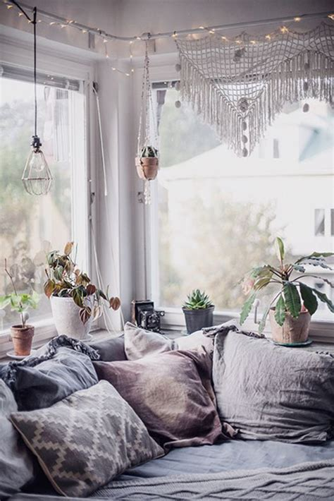Bohemian Bedroom  Beach Boho Chic  Home Decor + Design