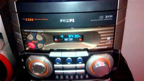 chaine hifi philips fw clecteur cd technics sl pa