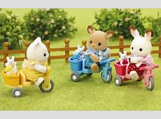 Sylvanian FamiliesCalico Critters Baby & Furniture Set Se
