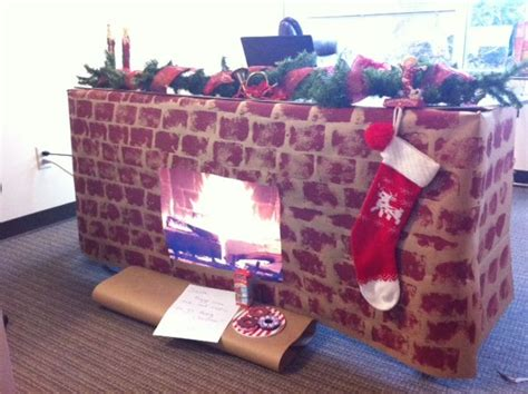 decorate your desk for christmas 167 best cubicle christmas office decorating contest