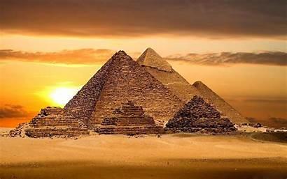Pyramids Giza Wallpapers Pyramid Egypt Egyptian Ancient