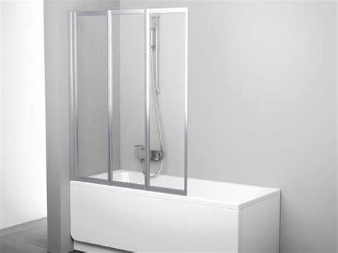 Badewannenfaltwand 130 X 140 Cm Duschabtrennung Dusche