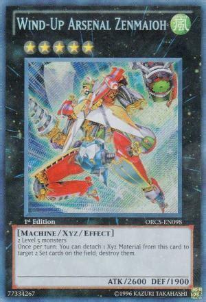 Rank 4 Xyz Monster Wind | Mungfali