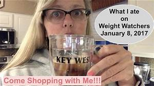 Weight Watchers Punkte Berechnen 2017 : what i ate on weight watchers 35 sp goal january 08 2017 youtube ~ Themetempest.com Abrechnung