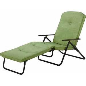 mainstays padded folding chaise lounge multiple colors