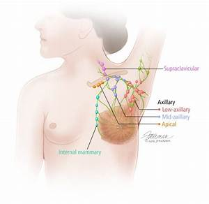 How Do You Drain Lymph Nodes Under Your Arm