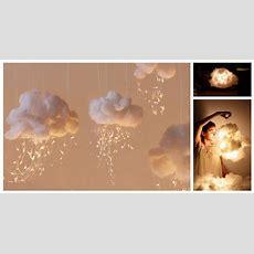 Diy Dreamy Led Cloud Lights Usefuldiycom