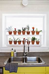 Window Ledge Plant Shelf - A Beautiful Mess