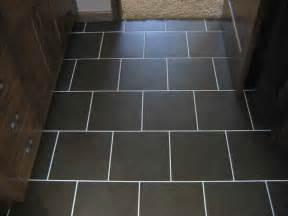 Groutable Vinyl Floor Tiles by Home Improvement Feel The Home