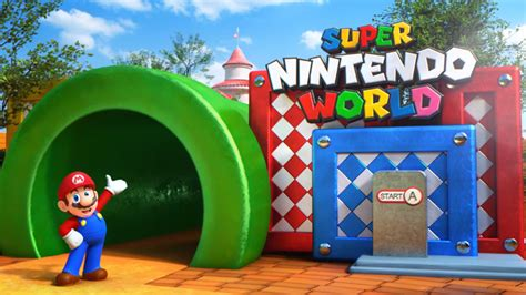 super nintendo world le parc dattractions universal