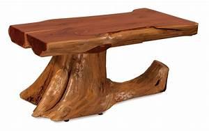 rustic cedar coffee table With cedar wood coffee table