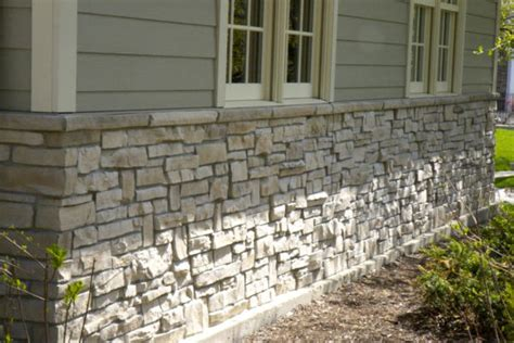 stack rock fireplace mountain ledge veneer exterior pictures