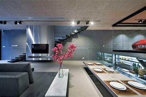Interior Design Wohnzimmer by Sai Kung House Modern Wohnen In Hongkong